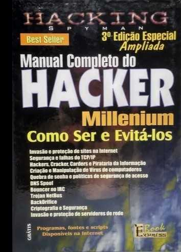 livro manual do hacker
